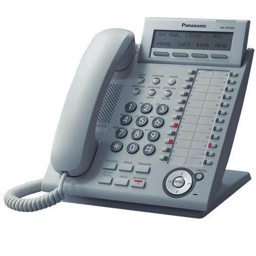Điện thoại lập trình Panasonic KX-DT333X, đại lý, phân phối,mua bán, lắp đặt giá rẻ
